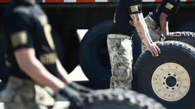 Zasady serwisowania oraz montażu i demontażu opon ciężarowych
